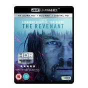 The Revenant 4K UHD Blu-ray