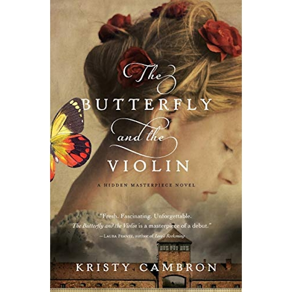 The Butterfly and the Violin  Paperback / softback 2014