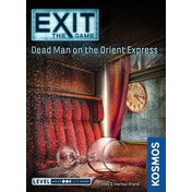 Exit: Dead Man On The Orient Express Board Game