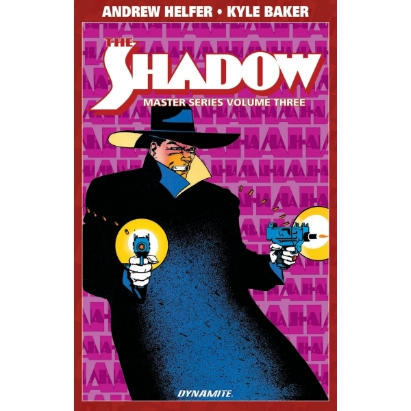 Shadow Master Series Volume 3 Paperback
