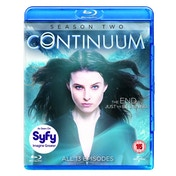 Continuum - Season 2 Blu-ray