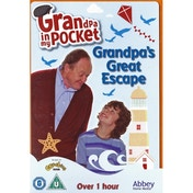Grandpa's Great Escape DVD
