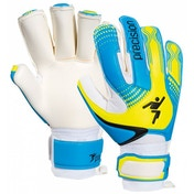 Precision Womens Fusion-X Replica Roll GK Gloves Size 6 (Medium)