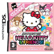 Happy Party With Hello Kitty & Friends Game DS