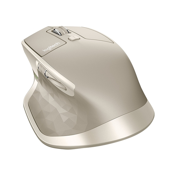 Logitech MX Master Wireless Mouse/Bluetooth Mouse for Windows and Mac - Stone