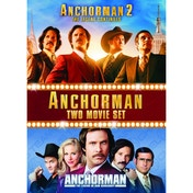 Anchorman 1 & 2 DVD Boxset