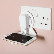 Thumbs Up! Handy Phone Tidy UK Plug