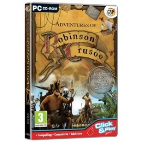 Adventures of Robinson Crusoe Game PC