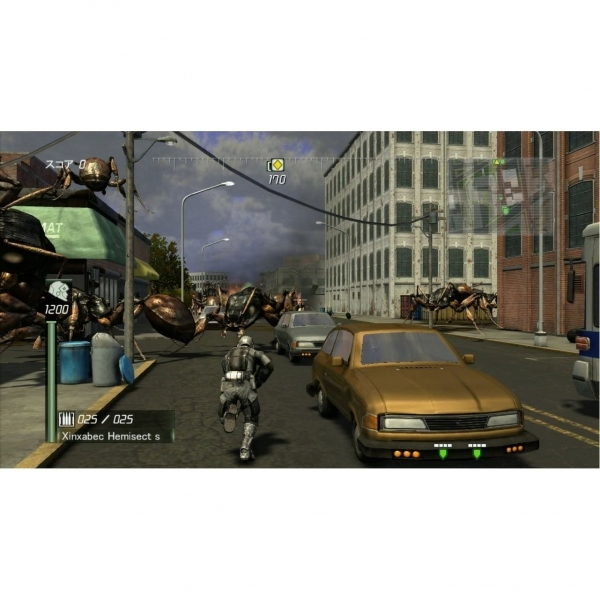 Earth Defence Force Insect Armageddon Game Xbox 360 - Image 2