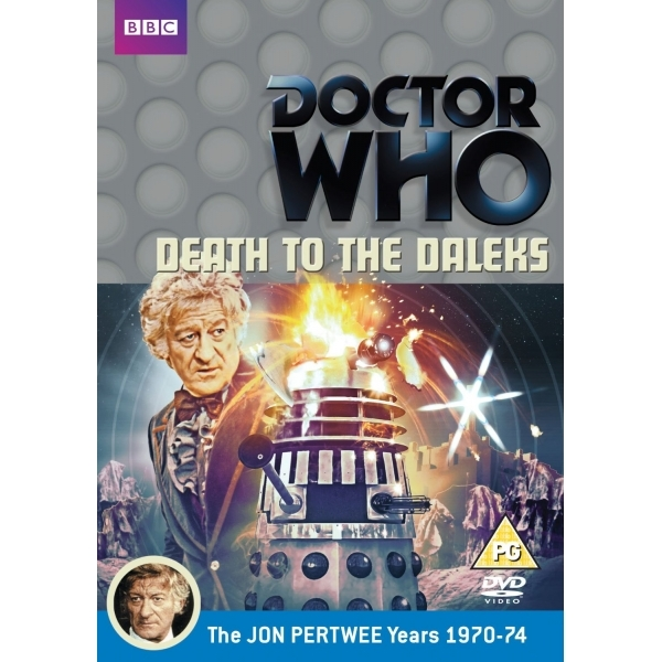 Doctor Who - Death to the Daleks DVD
