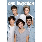 One Direction Group Maxi Poster