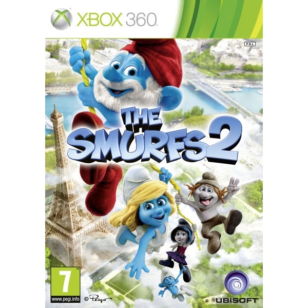 The Smurfs 2 Game Xbox 360