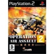 Operation Air Assault 2 Game PS2