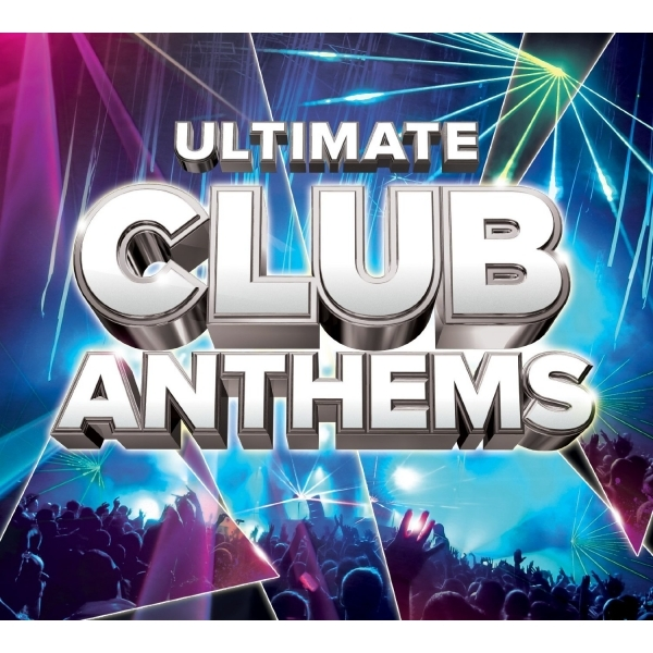 Ultimate Club Anthems CD