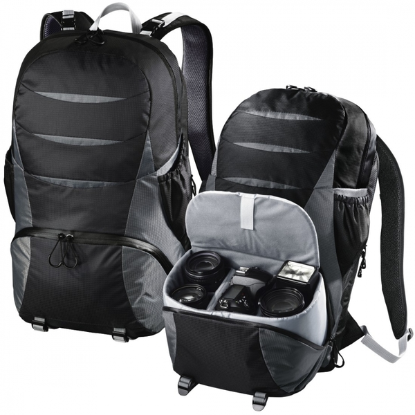 Image of Hama Trekkingtour Backpack 160 - Black