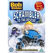 Bob The Builder Scrambler To The Rescue DVD