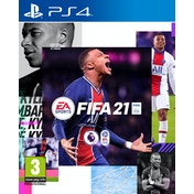 FIFA 21 PS4 Game (Pre-Order FUT Packs)