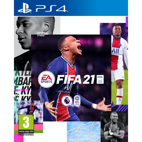 FIFA 21 PS4 Game - Image 1