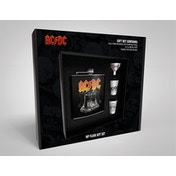 AC/DC - Hells Bells Hip Flask Gift Set