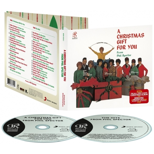 A Christmas Gift For You From Phil Spector.Phil Spector Darlene Love A Christmas Gift For You Cd