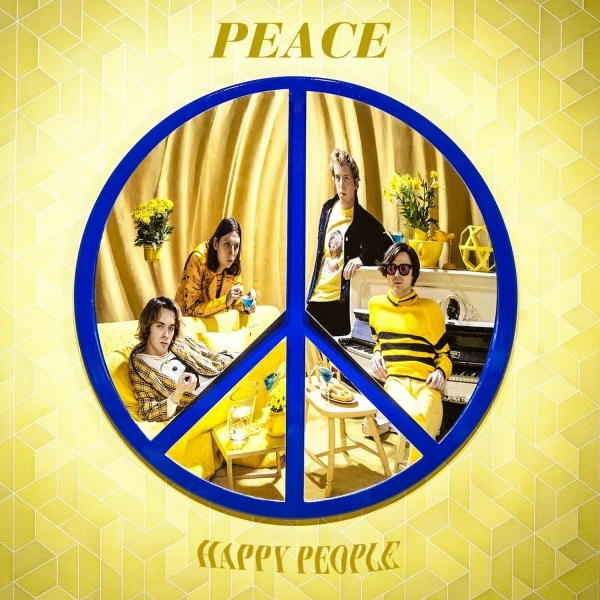 Peace - Happy People CD