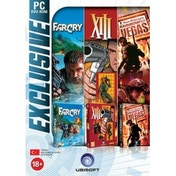 Far Cry, XIII & Rainbow Six Vegas Triple Pack Game PC