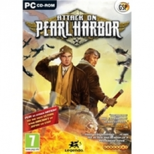 Attack On Pearl Harbor Game PC