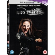 Lost Girl: The Complete Final Season DVD