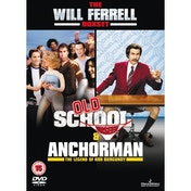 Anchorman The Legend / Old School DVD