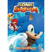 Sonic Boom: The Sidekick DVD