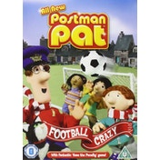 Postman Pat Football Crazy DVD