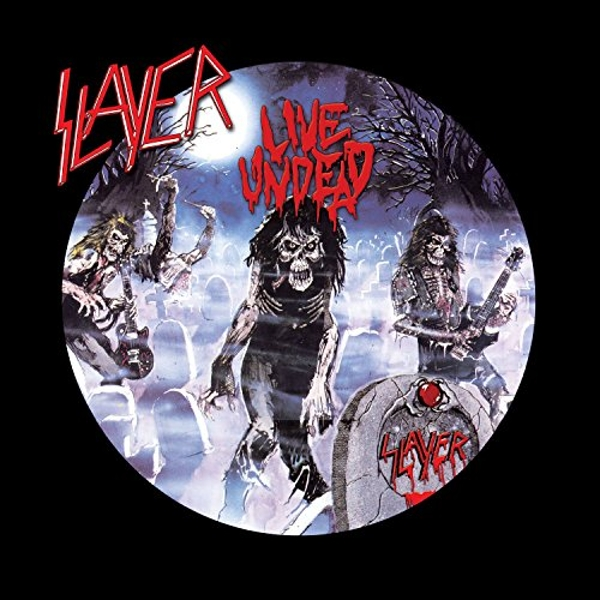 Slayer - Live Undead Vinyl