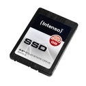 "Intenso 240GB High Performance SSD, SATA3, 2.5"", R/W 520/500 MB/s, 7mm"