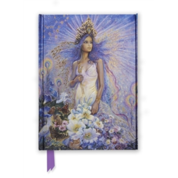 Josephine Wall: Virgo (Foiled Journal)