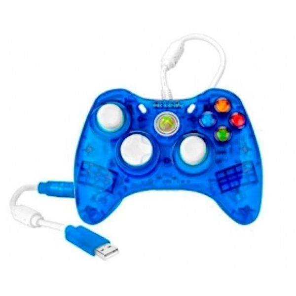 Officially Licensed Microsoft Rock Candy Controller Blueberry Boom Xbox 360 - Image 2