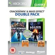Crackdown and Mass Effect Double Pack Xbox 360