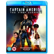 Captain America Blu-Ray