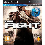 Playstation Move The Fight Lights Out Game PS3
