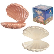 Ceramic Mermaid Shell Trinket & Jewellery Tray (1 Random Supplied)