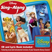 Disney Sing-Along: Disney Classics CD