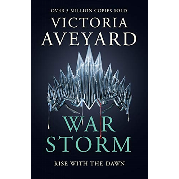 War Storm Red Queen Book 4 Paperback / softback 2019