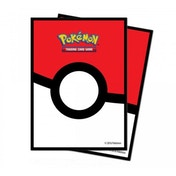 Ultra Pro Pokemon Pokeball Deck Protectors 65 Sleeves