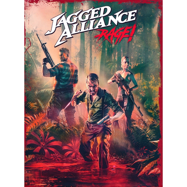 Jagged Alliance Rage PC Game