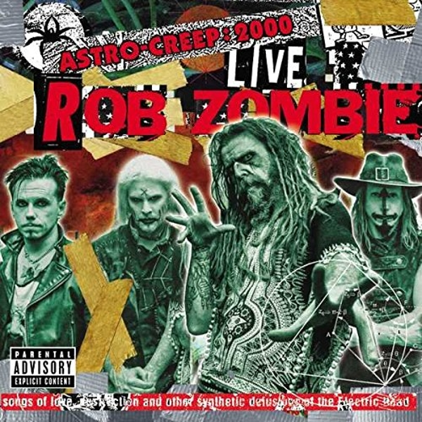 Rob Zombie - Astro-Creep: 2000 Live - Songs Of Love. Destruction And Other Synthetic Delusions Of The Electric Head Vinyl