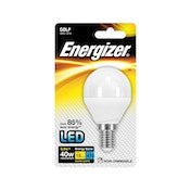 Energizer E14 Warm White Blister Pack Golf 5.2w 470lm