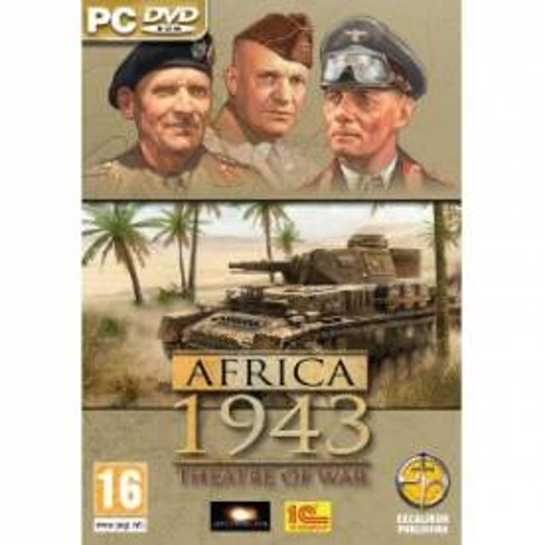 Theatre Of War Africa 1943 Game PC