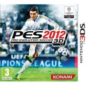 Pro Evolution Soccer 2012 Game 3DS