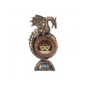 Eye of Eternity Dragon Clock