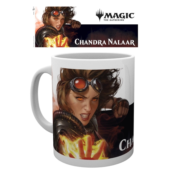 Magic The Gathering Chandra Ceramic Mug