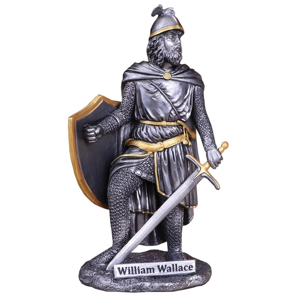 William Wallace (Set of 6) Small Figurines